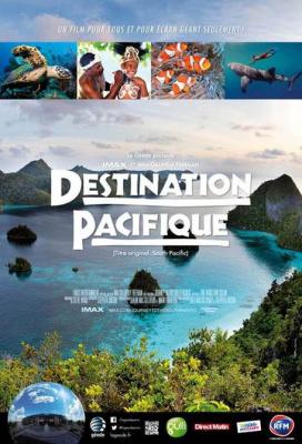 Destination Pacifique à la Géode