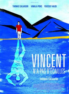 Vincent n'a pas d'écailles : critique et bande-annonce