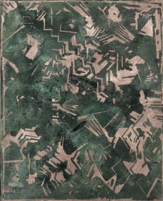 Georges Noël au Musée d'Art Moderne de la Ville de Paris