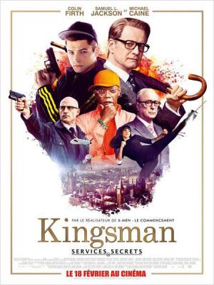 Kingsman : Services secrets, critique et bande-annonce