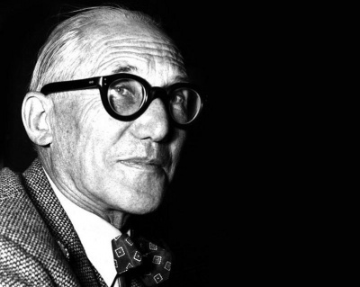 Le Corbusier au Centre Pompidou