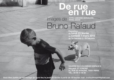 Bruno Rafaud à la galerie du Colombier : charmant !