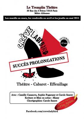 Crève Ladybird au Tremplin Théâtre