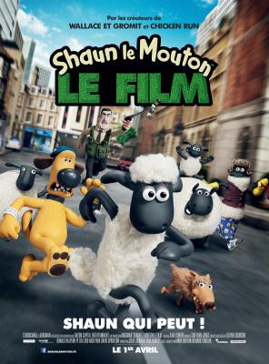 Shaun le Mouton, gagnez vos places !