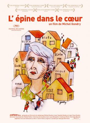 Projection spéciale de L'Épine dans le coeur en présence de Michel Gondry
