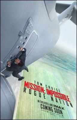 Mission : Impossible - Rogue Nation, bientôt au cinéma !