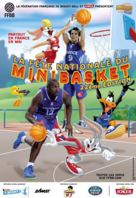 Fête nationale du MiniBasket 2015