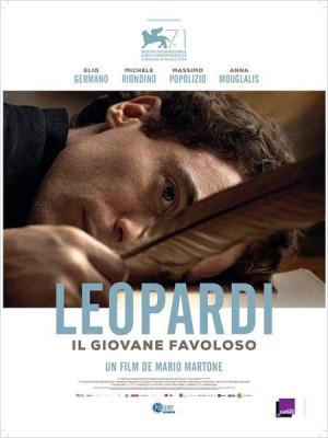 Interview d'Elio Germano, interprète de Leopardi !