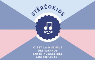 Stéréokids : des concerts pour enfants !
