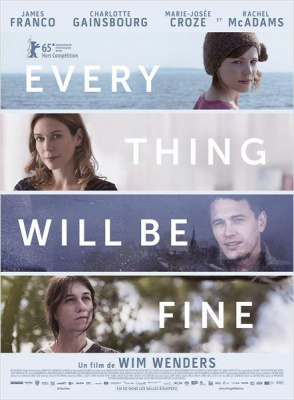 Every Thing Will Be Fine, nouveau film de Wim Wenders