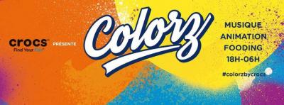 Crocs investit le club les Étoiles avec Colorz