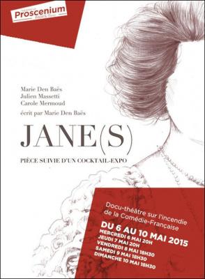 Jane(s) au Proscenium : interview de Marie Den Baës, metteuse en scène
