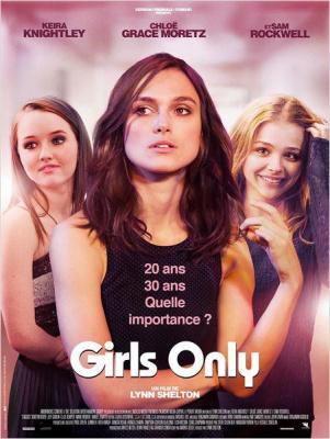 Girls Only, la comédie sucrée du printemps !