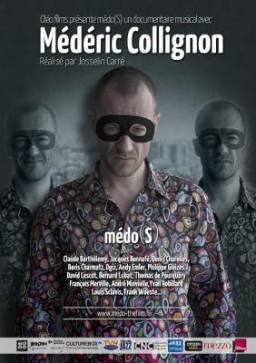 Médo(S) : projection gratuite du documentaire sur Médéric Collignon