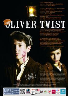 Oliver Twist au Théâtre de l'Epée de bois