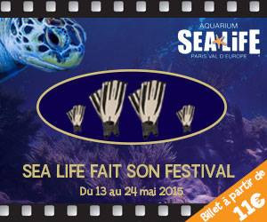 L'aquarium Sea Life fait son festival