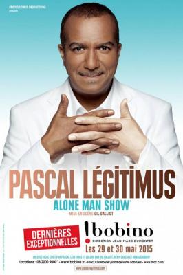 Pascal Légitimus à Bobino : notre interview !