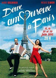 Deux amoureux à Paris au théâtre de la Contrescarpe
