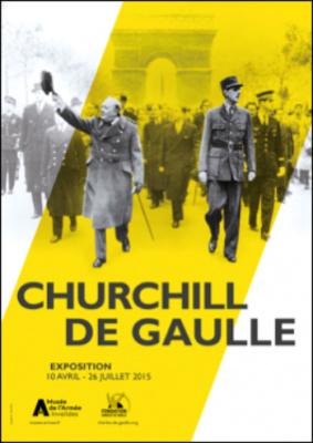 Cycle cinématographique Churchill et de Gaulle au musée de l'Armée