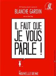 Blanche Gardin à la Nouvelle Seine : notre critique