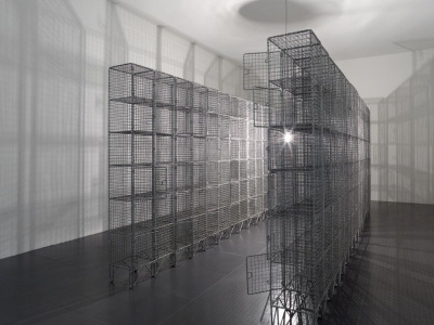 Mona Hatoum exposée au Centre Pompidou