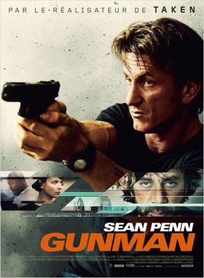 Gagnez vos places pour Gunman, le film-événement !
