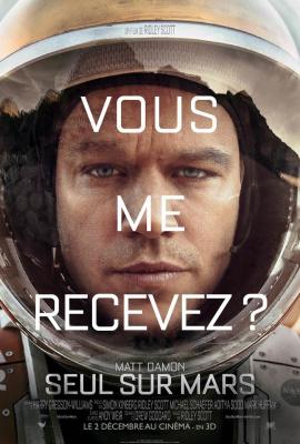 Seul sur Mars : enfin la bande-annonce !