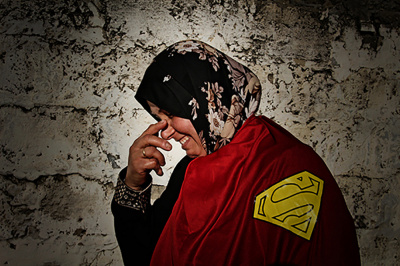 Ovidiu Tataru présente Wonderwomen (women of Gaza) au 61