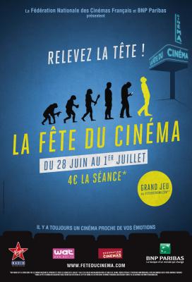 La Fête du Cinéma 2015