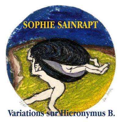 Sophie Sainrapt à la galerie Herzog