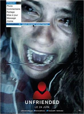 Unfriended, un film d'horreur d'un nouveau genre