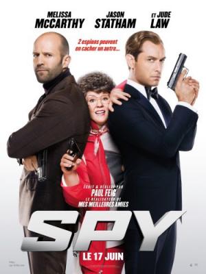 Spy : critique et bande-annonce