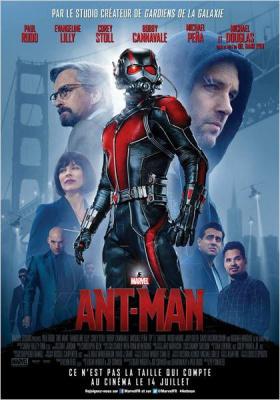 Gagnez vos places pour Ant-Man !