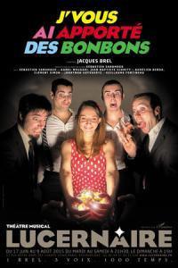 J'vous ai apporté des bonbons au Lucernaire : notre critique
