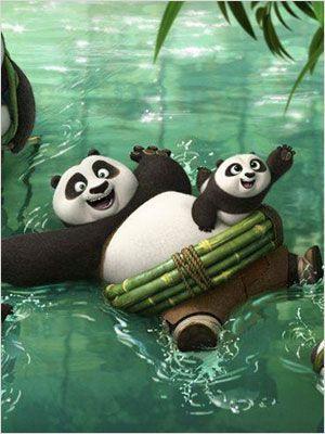 Kung Fu Panda 3 : la bande-annonce enfin disponible !