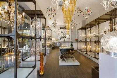 La Galerie Vonthron s'installe aux Puces de Saint-Ouen