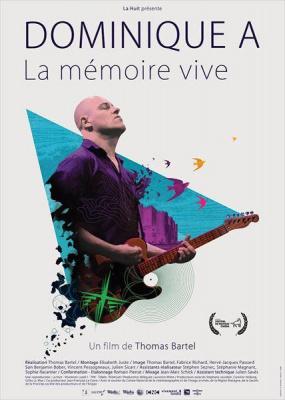 Dominique A, la mémoire vive au cinéma, l'exploration d'un chanteur