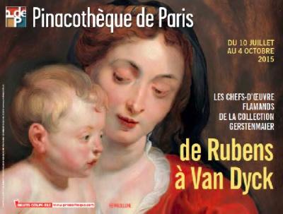 De Rubens à Van Dyck, les chefs d'oeuvre flamands de la collection Gerstenmaier à la Pinacothèque