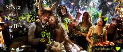 Mélobeauté n°3, une soirée pour vous faire beaux comme des elfes