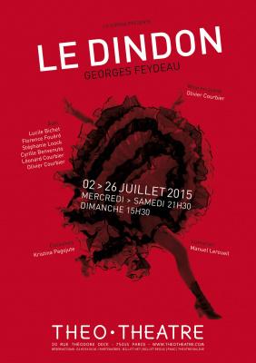Le Dindon de Feydeau au Théo Théâtre