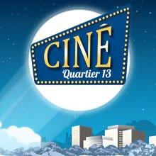 Ciné Quartier 13, le cinéma en plein air gratuit du 13ème 2015
