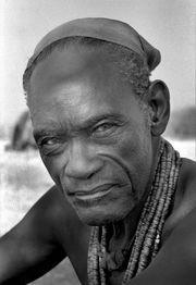 Les années Ovahimba de Rina Sherman, l'expo à la BNF