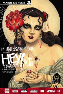 HEY! modern art & pop culture (Act III) à la Halle Saint-Pierre