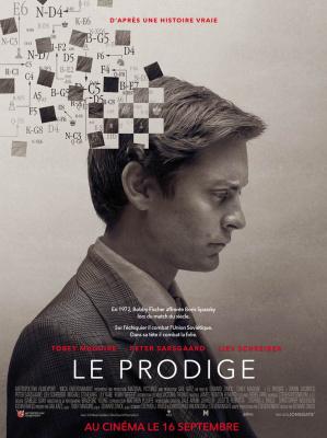 Le Prodige, inspiré de l'histoire vraie du joueur d'échecs Bobby Fischer