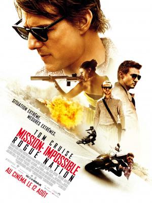 Gagnez des cadeaux du film Mission:Impossible – Rogue Nation !