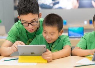 Stages d'été gratuits dans Apple Stores pour les enfants