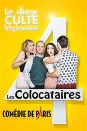 Les Colocataires à la Comédie de Paris : notre critique