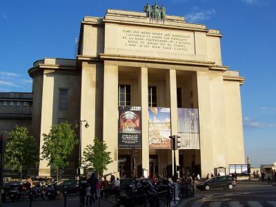 Journées du Patrimoine 2015 au Théâtre National de Chaillot
