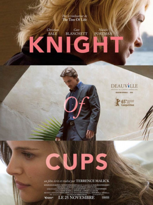 Knight of Cups, le nouveau film de Terrence Malick avec Christian Bale