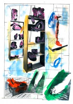 Art contemporain : Bastien Aubry et Dimitri Broquard à la Maison d'Art Bernard Anthonioz